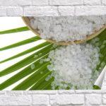 Косметика с морской солью 8 лечебных эффектов