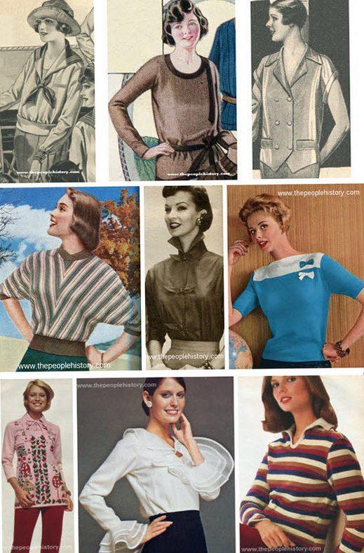 Эволюция моды. Часть 2