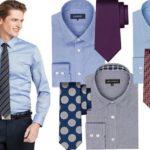 Как подобрать галстук к рубашке. 12 вариантов