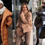 Как одеваться зимой. 5 образов