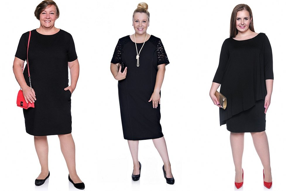 Мода для полных дам