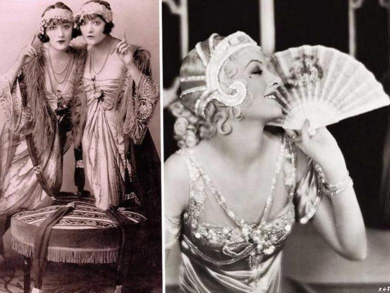 Мода 20-х годов