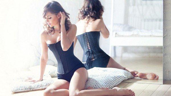 Женский корсет - сексуальный и стильный