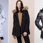 Женское зимнее пальто. 3 варианта