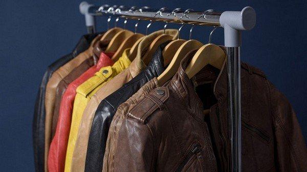 Кожаная одежда