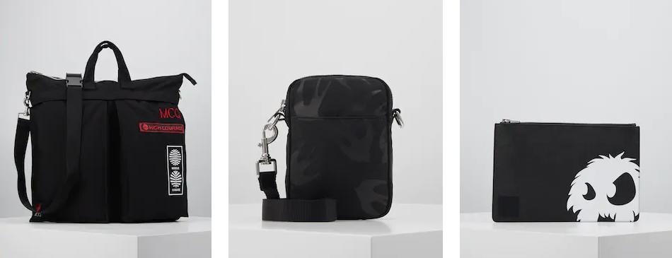 Брендовые мужские сумки Alexander McQueen