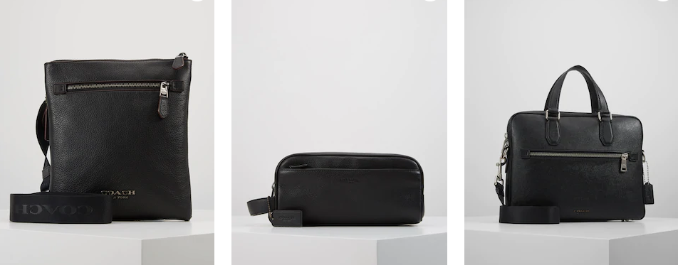 Брендовые мужские сумки Coach