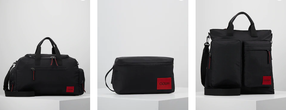 Брендовые мужские сумки HUGO