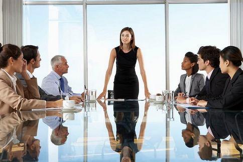 Бизнес вумен или как быть успешной