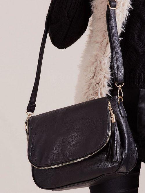 Что всегда будет модно. Черная сумочка