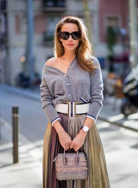 Что всегда будет модно. Кашемировый свитер