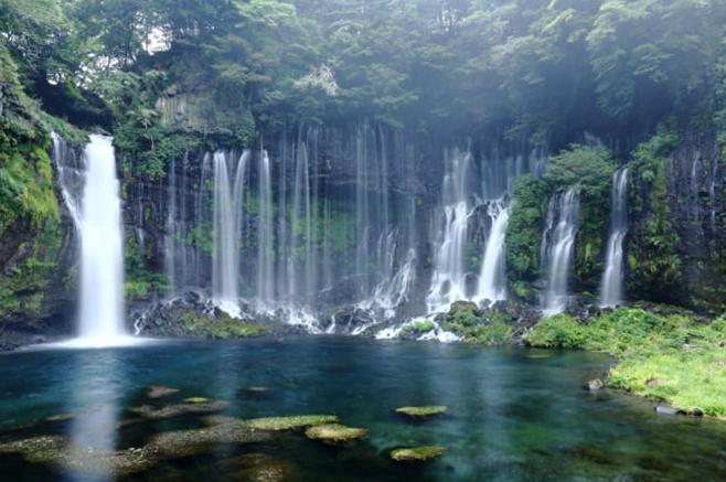 Гора Фудзияма — символ Японии