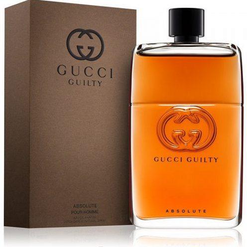 Лучшие мужские ароматы. Gucci Guilty Absolute EDP
