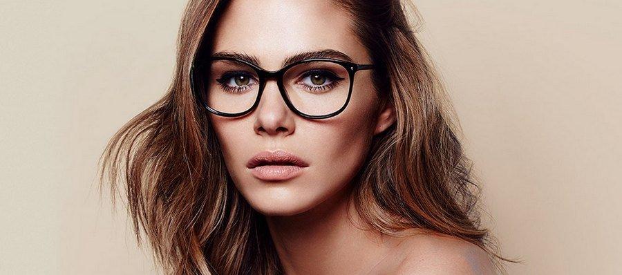Модные очки. Смелый и красивый