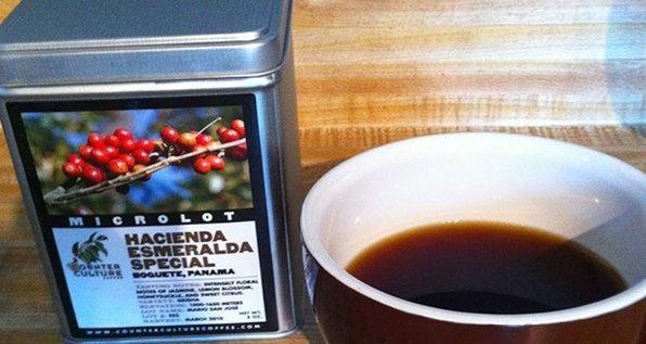 Самый дорогой кофе. Esmeralda Special