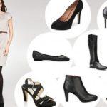 Как выбрать туфли для платья