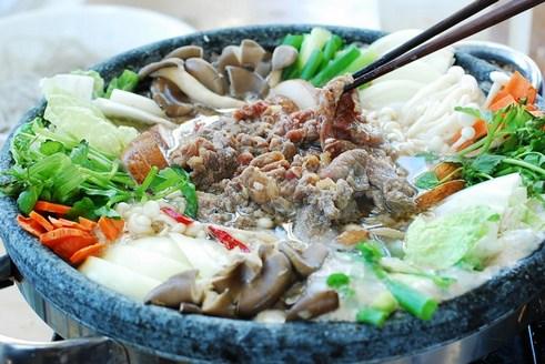 Корейская кухня. Чонголь