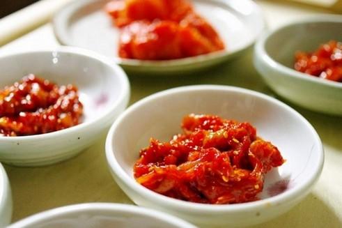 Корейская кухня. Чоткаль