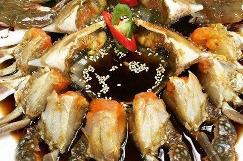 Корейская кухня. Ganjang Gayang