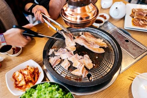 Корейская кухня. Gogigui, или корейское барбекю