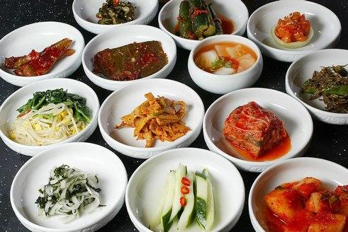 Корейская кухня. Панчхан