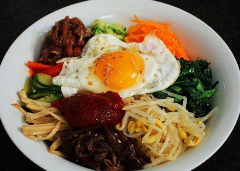Корейская кухня. Пибимпап