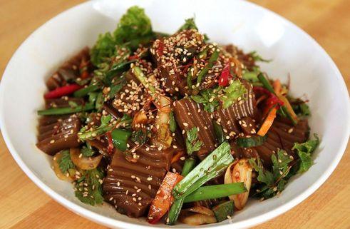 Корейская кухня. Тотхоримук