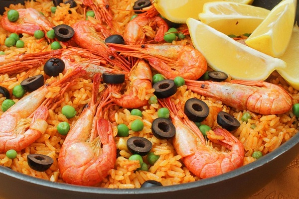 Средиземноморская кухня. Испанская кухня
