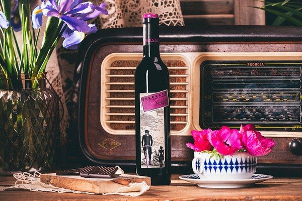 Выбираем идеальное вино на ужин. Teluccio Vino rosso