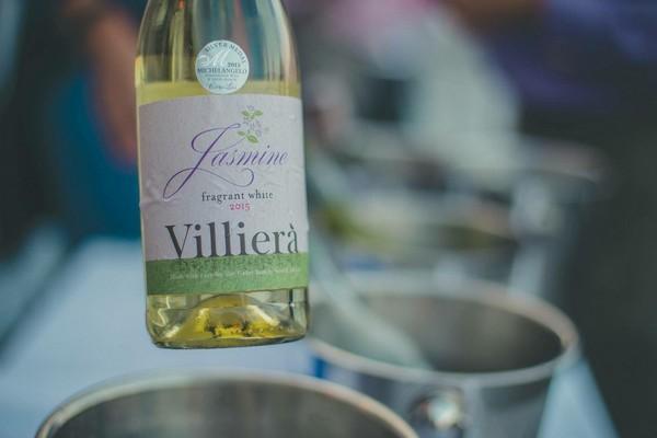 Выбираем идеальное вино на ужин. Villiera Jasmine
