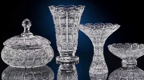 Богемское стекло. Кристалл Богемия
