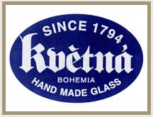 Богемское стекло. Kvetna Bohemia