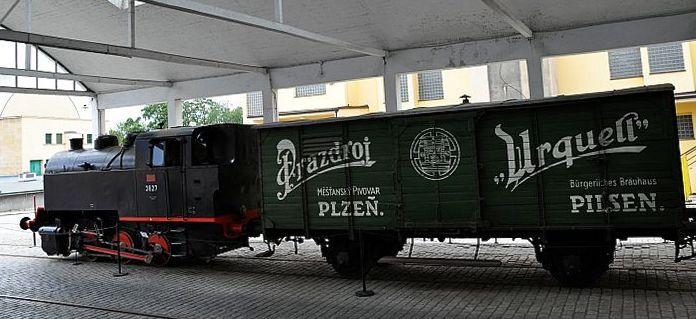 Чешское пиво. Pilsner Urquell
