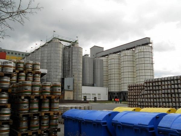 Чешское пиво. Radegast
