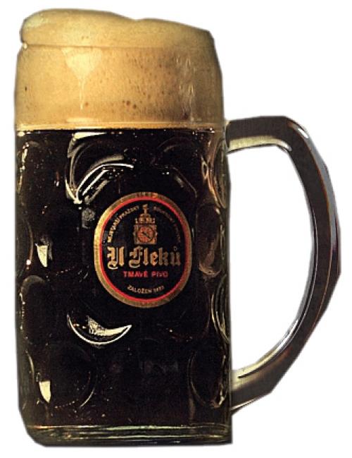 Чешское пиво. U Fleků