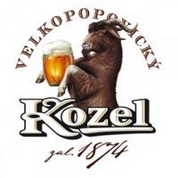 Чешское пиво. Velkopopovický Kozel