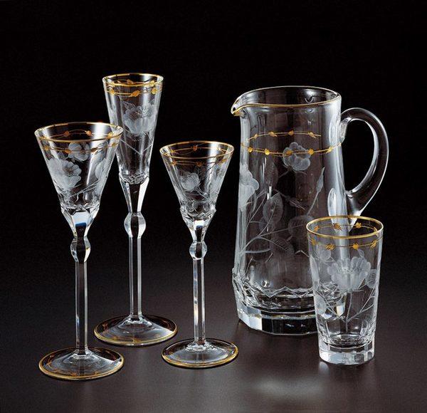 Чешское стекло. Moser