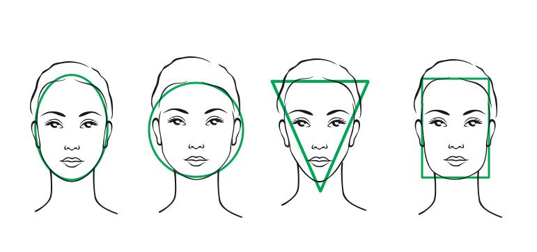 Как выбрать серьги Выбираем серьги по форме лица