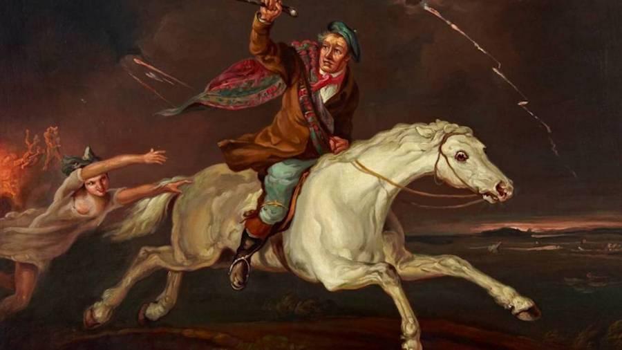 Катти Сарк счастливая история шотландской ведьмы