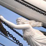 Катти Сарк: счастливая судьба шотландской ведьмы