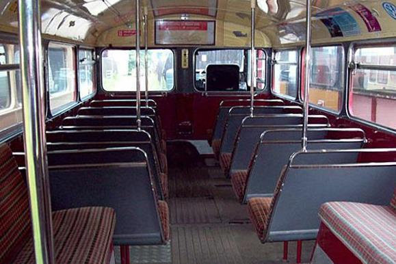 Лондонский автобус. Routemaster