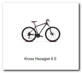 Лучшие горные велосипеды Kross Hexagon 6 0