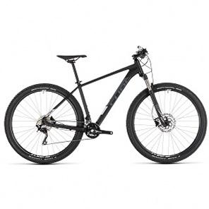 Лучшие горные велосипеды. Cube Attention SL 29