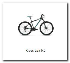 Лучшие горные велосипеды. Kross Lea 5.0