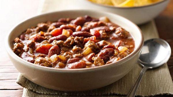 Мексиканская кухня. Chili con carne