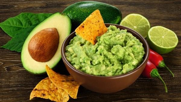 Мексиканская кухня. Гуакамоле