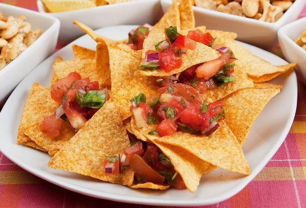Мексиканская кухня. Начос