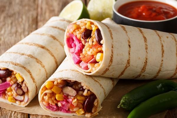 Мексиканская кухня. Рецепт бурито