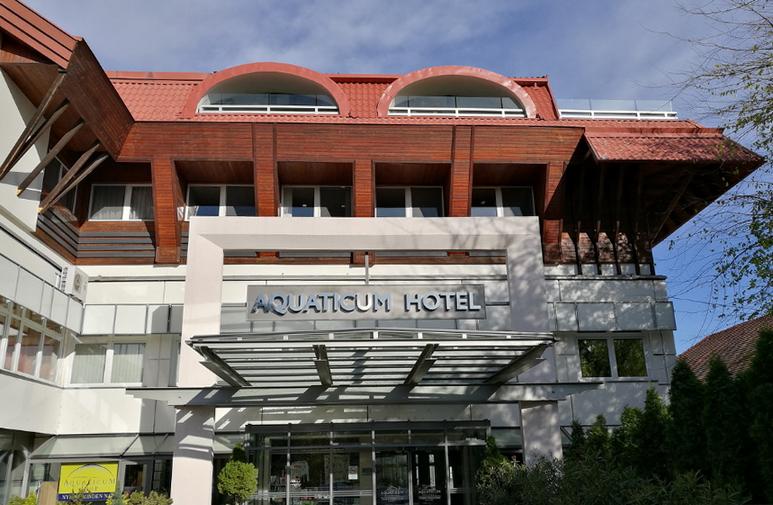 Термальные курорты Венгрии. Aquaticum - Debreczyn