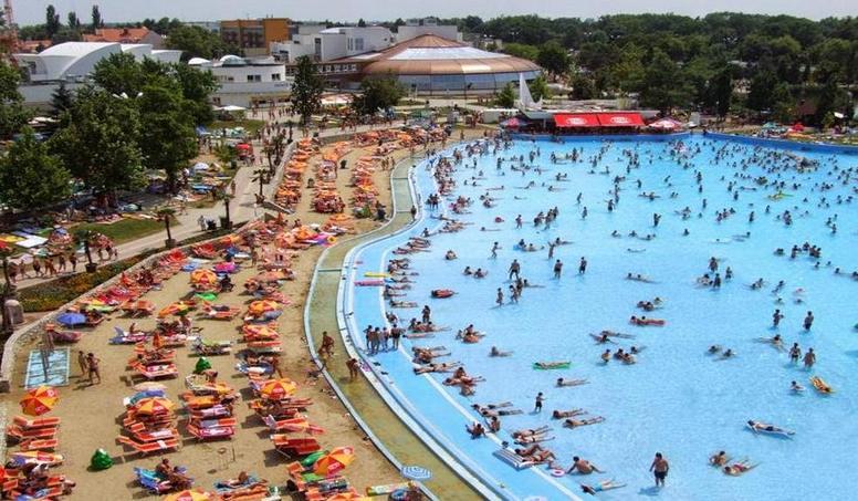 Термальные курорты Венгрии. Hajdúszoboszló